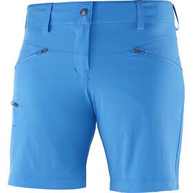 Salomon Wayfarer Naiset Lyhyet housut , sininen